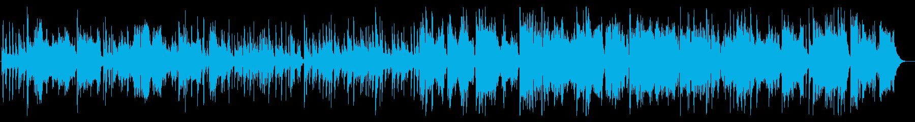 世界パリ研究所美しいアコーディオン...の再生済みの波形