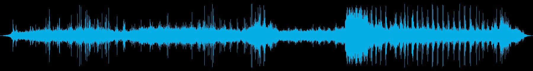 Steamトレイン:Ext:オンボ...の再生済みの波形