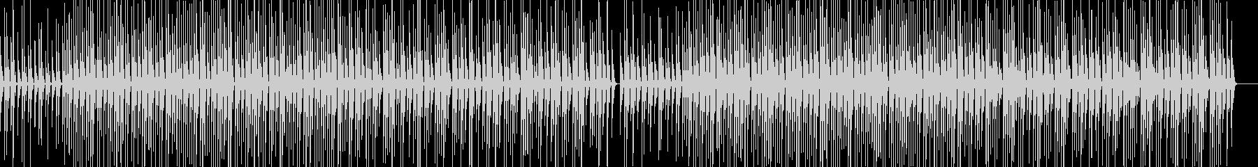 日常・ほのぼのマリンバメイン bの未再生の波形