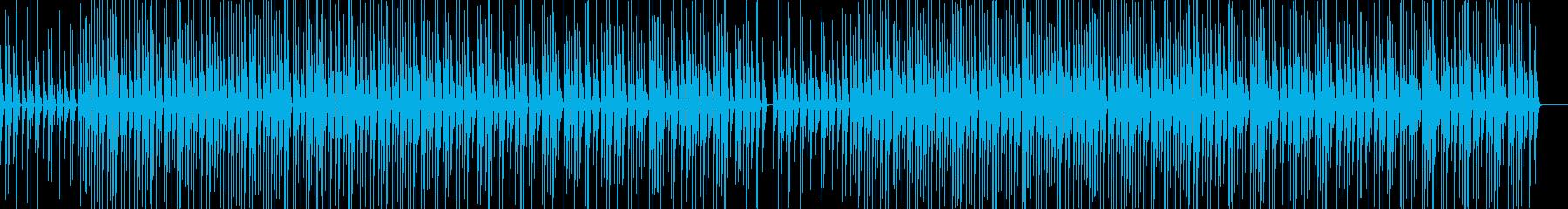 日常・ほのぼのマリンバメイン bの再生済みの波形