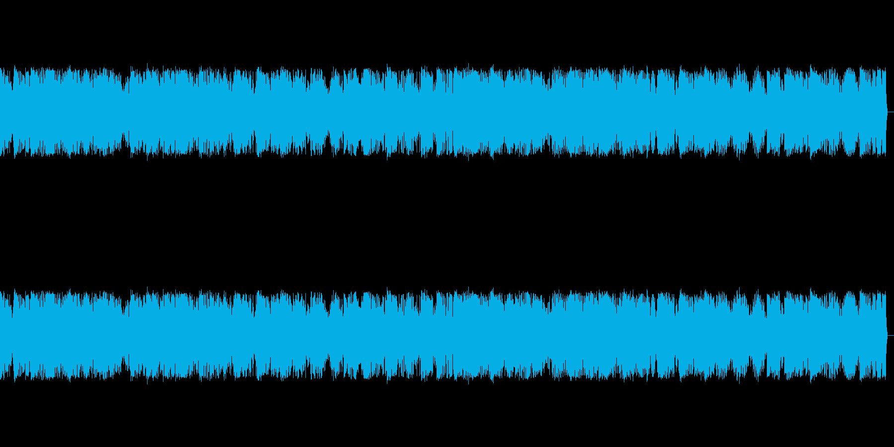 アニメやゲームで使われそうなガンポッド…の再生済みの波形