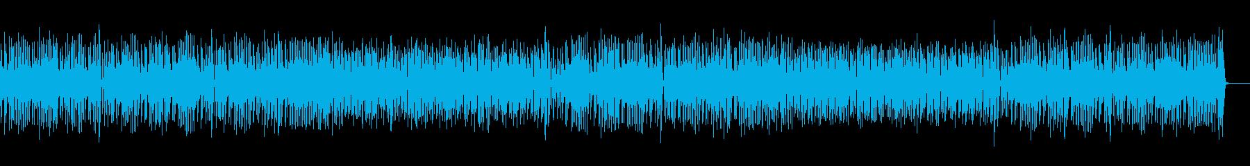 【メロ無し】楽しくわいわいするようなカンの再生済みの波形