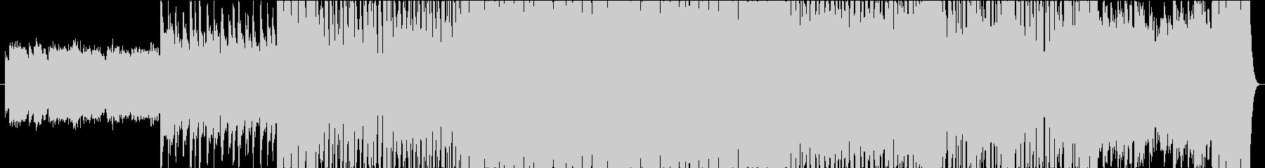 Eisbahnの未再生の波形