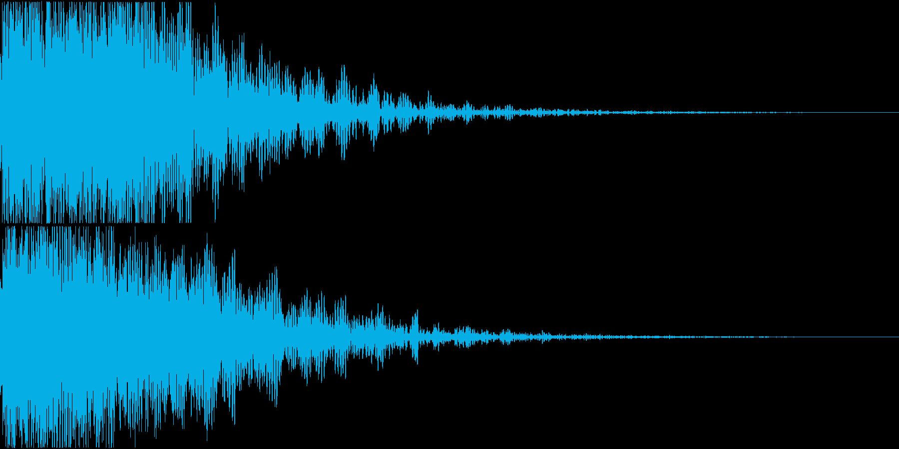 ロボット 合体 ガシーン キュイン 42の再生済みの波形