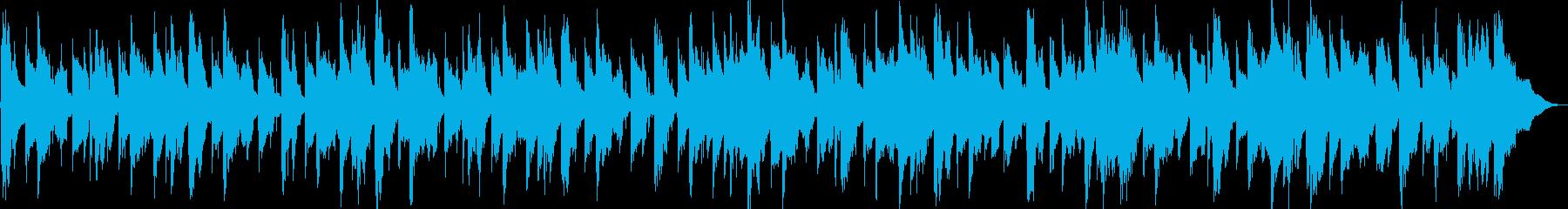 クールなジャズとエレクトロニカが融...の再生済みの波形