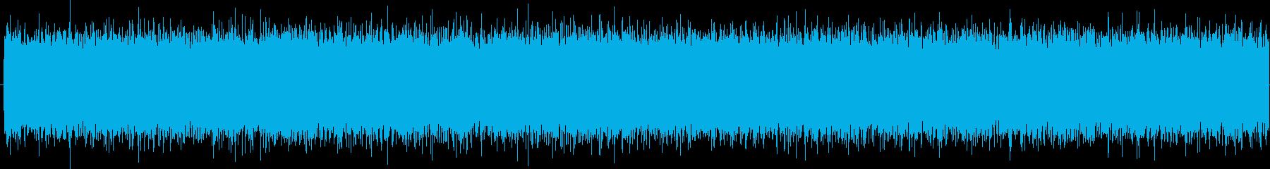 使いやすい 汎用ウォーターフォール...の再生済みの波形