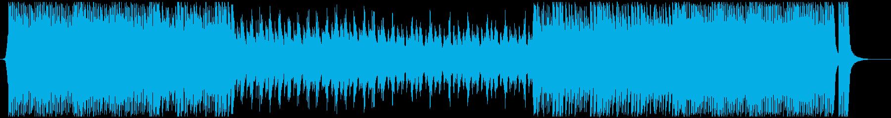 壮大なオーケストラ序曲-演出PVの再生済みの波形