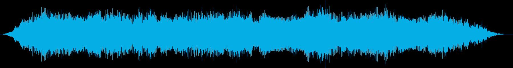 【ダークアンビエント】シーンBGM_06の再生済みの波形