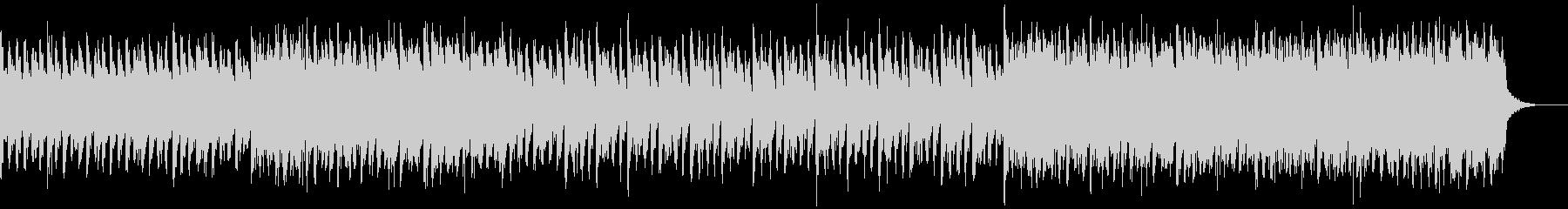 Piano House 1の未再生の波形