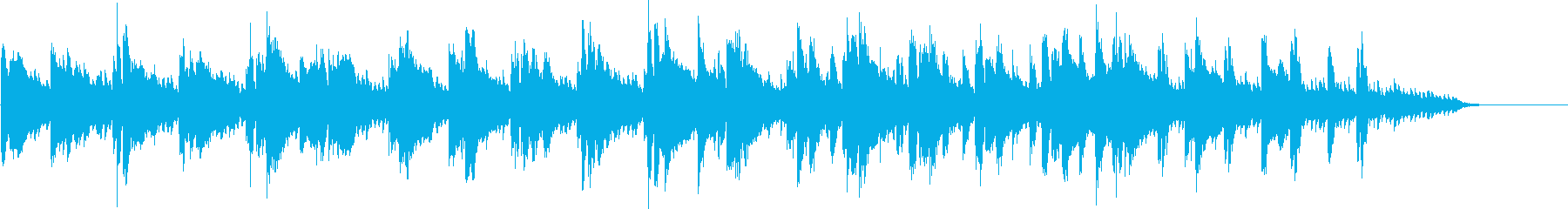 Serious and floating computer music's reproduced waveform