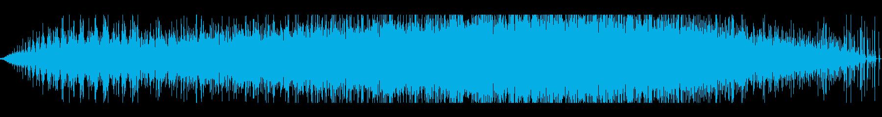 トーンウォーターリースタティックラ...の再生済みの波形