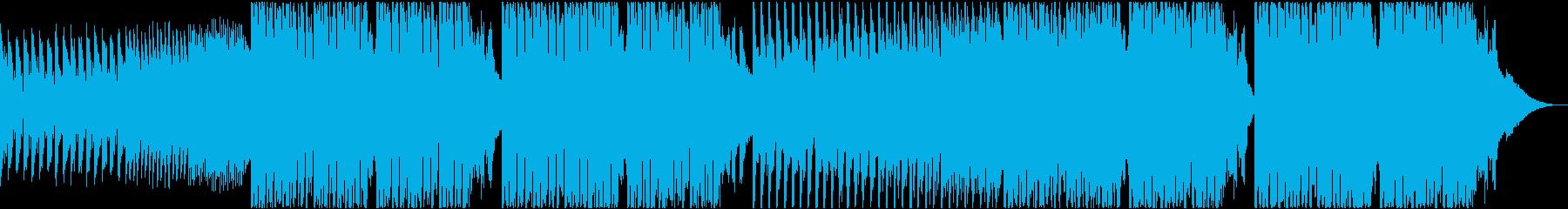 【EDM】パワー溢れるビッグフロア_01の再生済みの波形