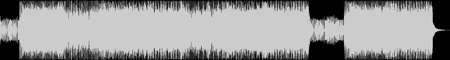 ミッドテンポブルースのメタル/ロッ...の未再生の波形