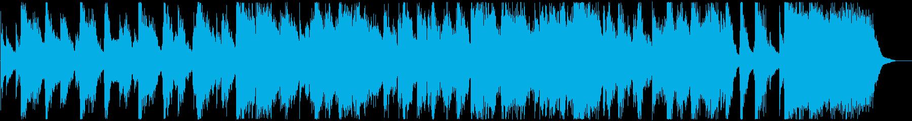 ミセスオカムラの再生済みの波形