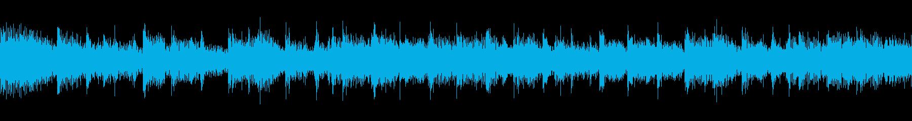 ファンクハウス/ダンス/ディスコ/...の再生済みの波形