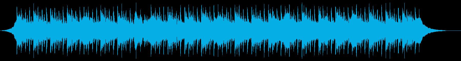 これは医療用(60秒)の再生済みの波形