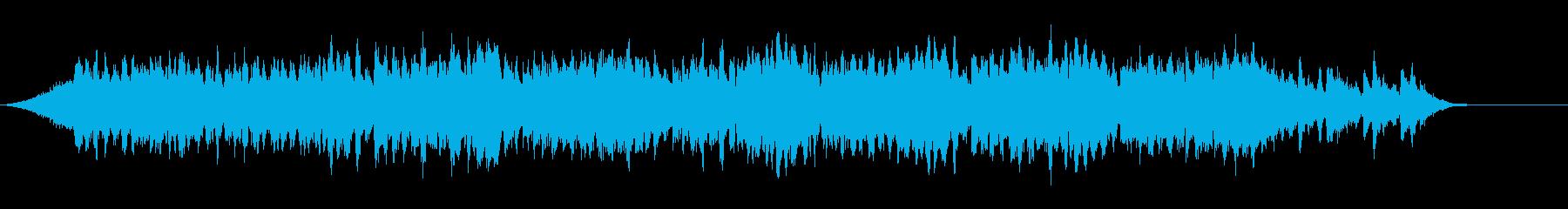 企業VPや映像75、オーケストラ、壮大cの再生済みの波形