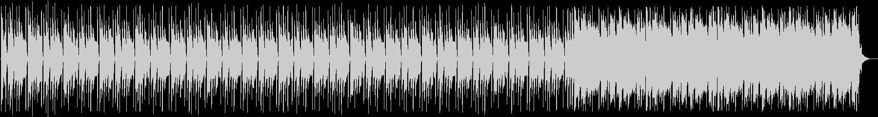 軽快な4つ打ちハウス_No583_2の未再生の波形