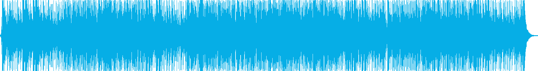 ジャズインスト元気にやさしく、元気...の再生済みの波形