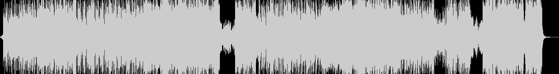 明るくカラフル☆ハッピーなロック L2の未再生の波形