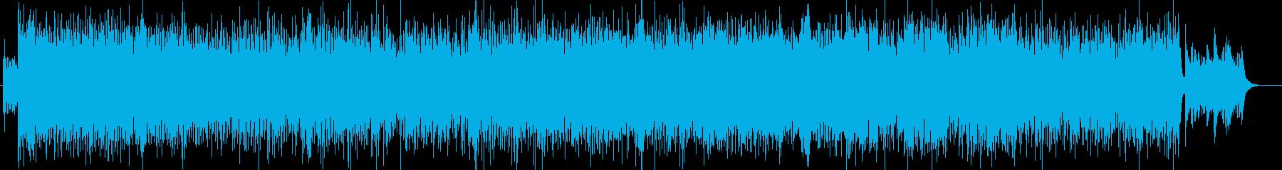 熱狂のゴスペルライブ 手拍子タンバリンの再生済みの波形
