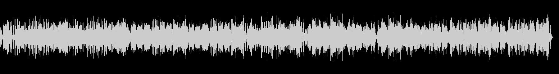 ストレニュアス・ライフ_オルゴールverの未再生の波形