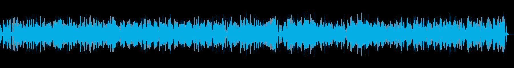 ストレニュアス・ライフ_オルゴールverの再生済みの波形