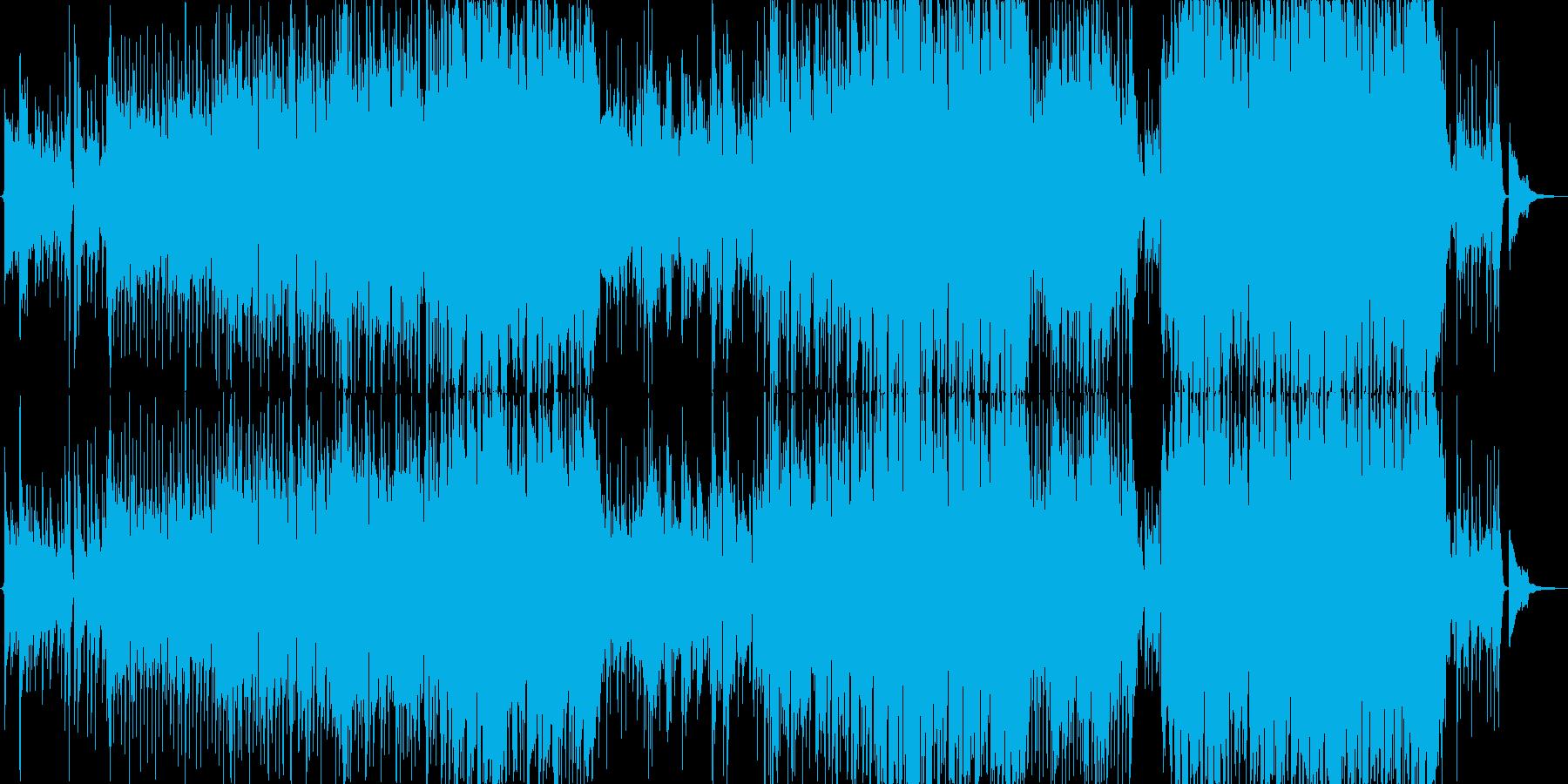 壮大なR&Bデュエット・ラブソングの再生済みの波形