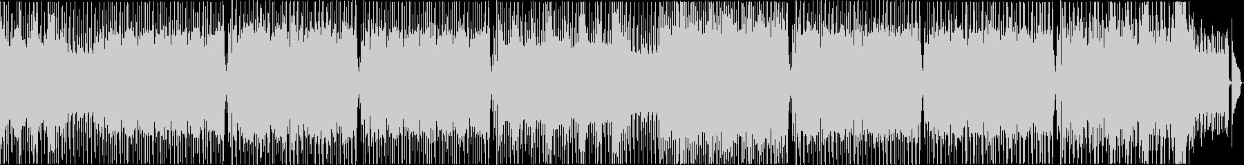 上品でおしとやかなリラックス系レゲェ の未再生の波形