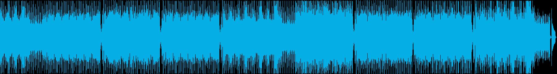 上品でおしとやかなリラックス系レゲェ の再生済みの波形
