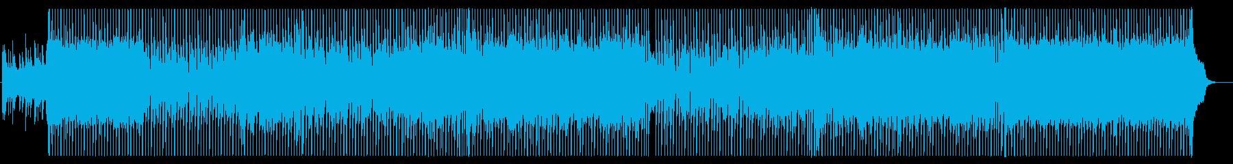 海岸沿いで聴きたくなる爽やかアコギポップの再生済みの波形