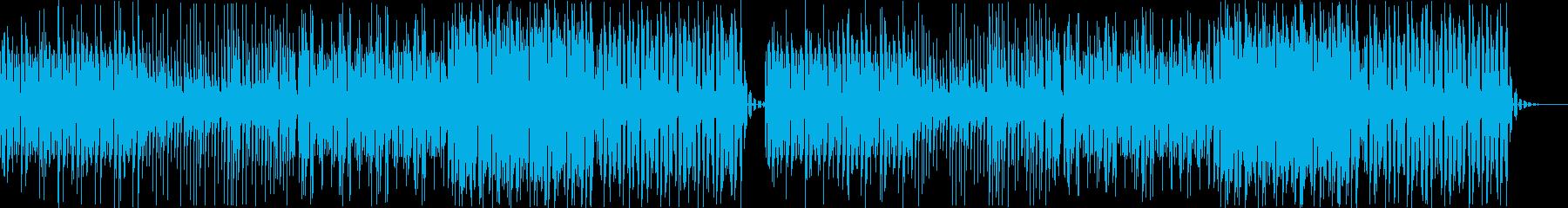 クール・おしゃれなEDM・12の再生済みの波形