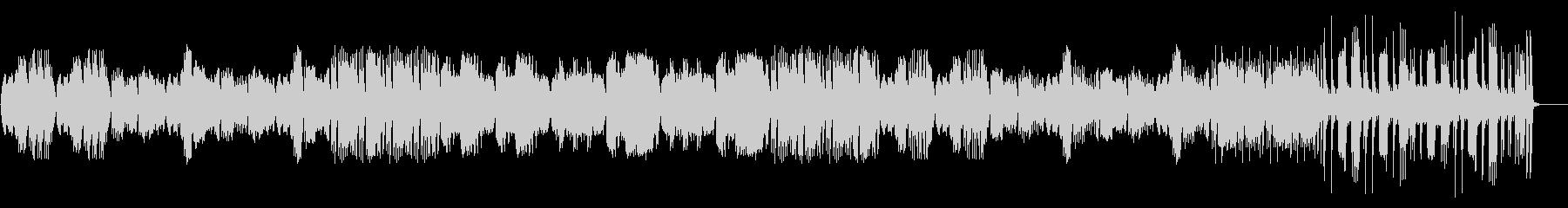 トルコ行進曲/ モーツァルト ピアノソロの未再生の波形