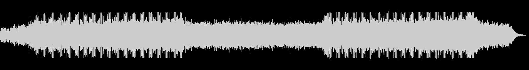 bpm144シンプルで地味なテクノの未再生の波形
