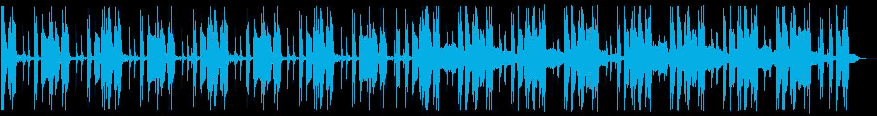 寂しげ/ヒップホップ_No476_2の再生済みの波形