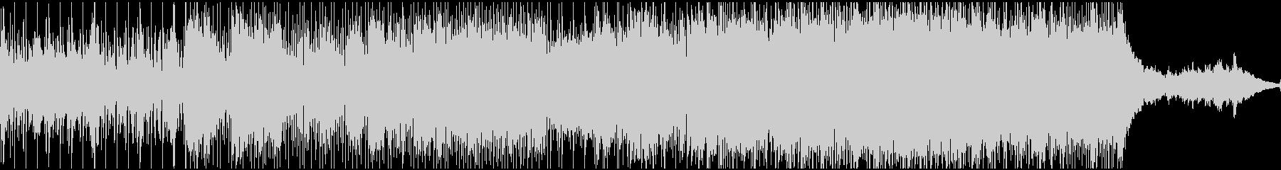 オフビートのドラムグルーブをシャッ...の未再生の波形