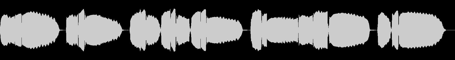 BASSOON:ラストポストアクセ...の未再生の波形