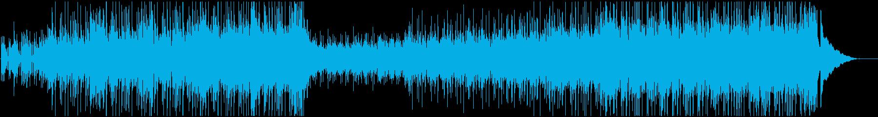 ブルース ファンク ポジティブ 明...の再生済みの波形