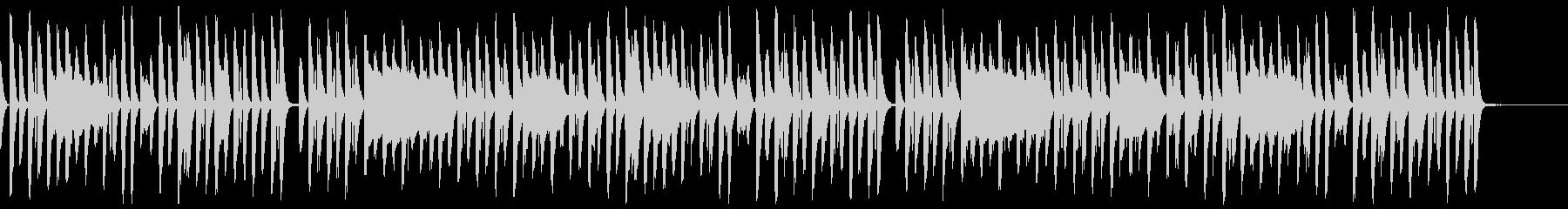 【メロディ・ドラム・ベース抜き】ほのぼ…の未再生の波形