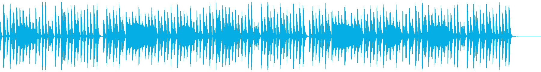【メロディ・ドラム・ベース抜き】ほのぼ…の再生済みの波形