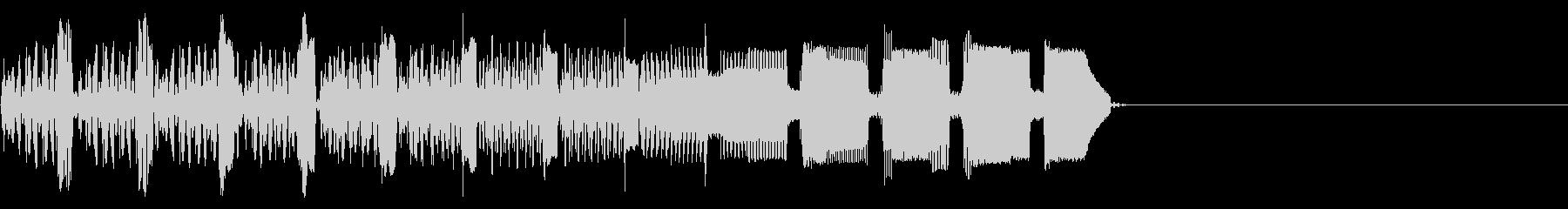 [8Bit]レトロゲーム系SE-02の未再生の波形