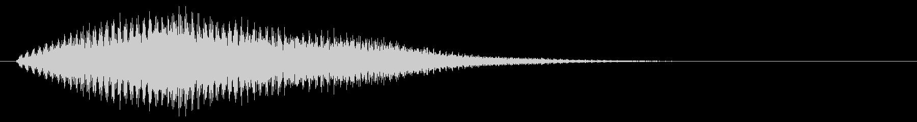 クラブ系 タッチ音3(複)の未再生の波形
