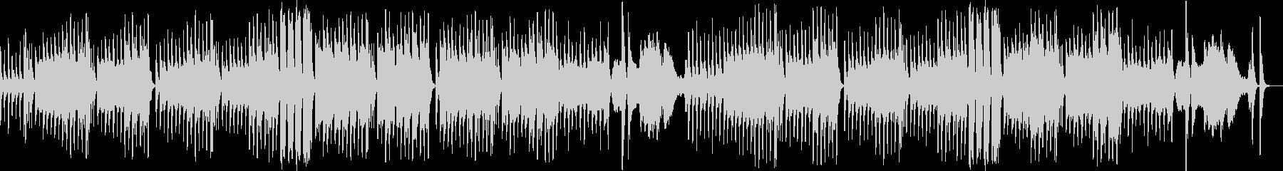 クラシカルで怪しいゴシックホラーなBGMの未再生の波形