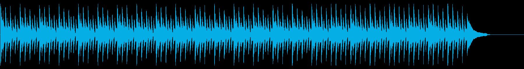 企業VPに 爽やかでわくわくするポップMの再生済みの波形