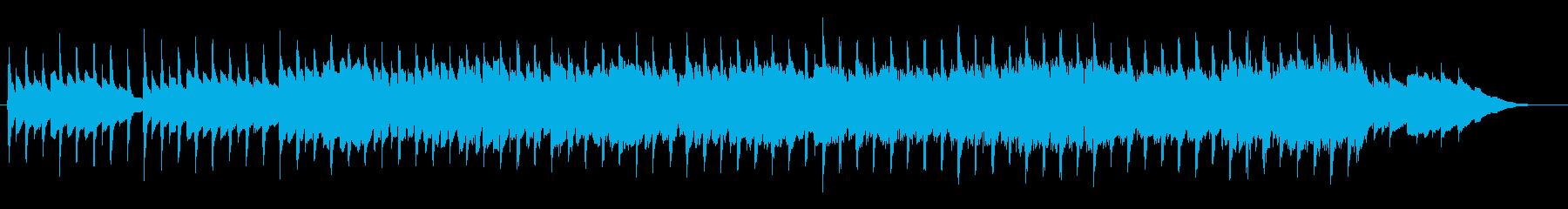 【エレキインスト】壮大な雰囲気の再生済みの波形