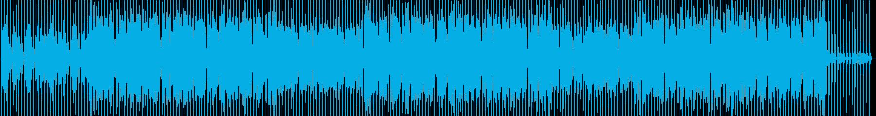 ピアノリフが軽快なディスコポップの再生済みの波形