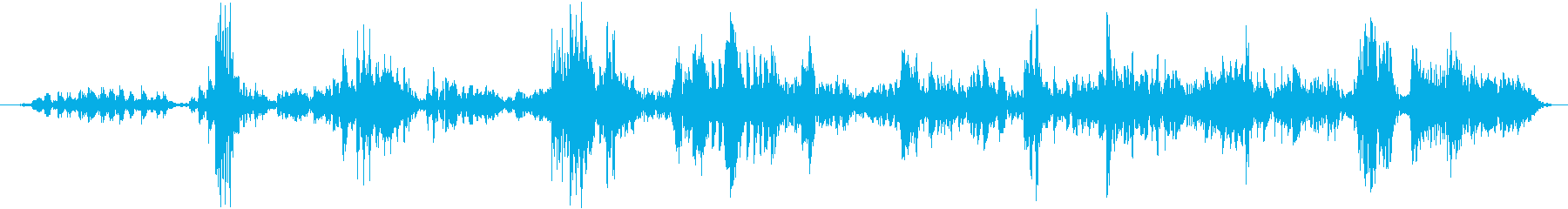 低いマフィンの成長クリーチャーのう...の再生済みの波形