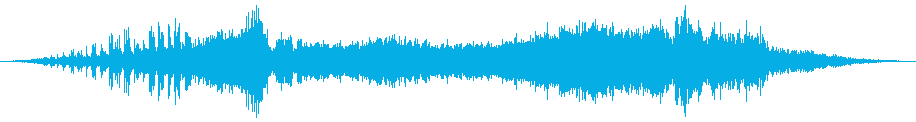 ベル206Bジェットレンジャー:E...の再生済みの波形
