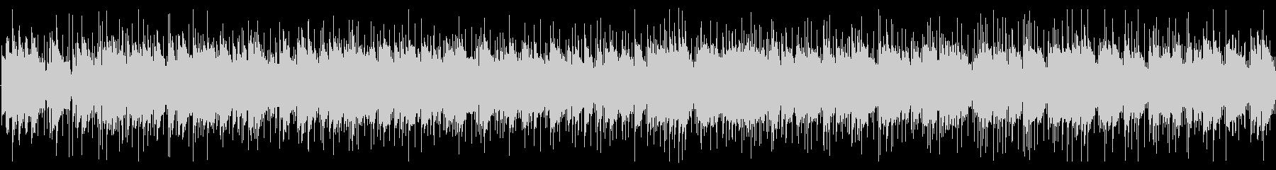 ノクターン第2番 ギターverの未再生の波形