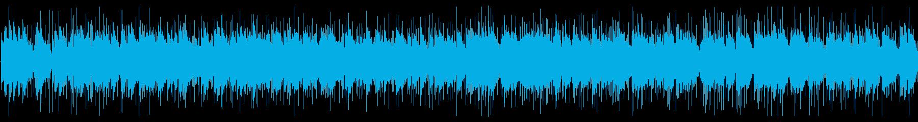 ノクターン第2番 ギターverの再生済みの波形